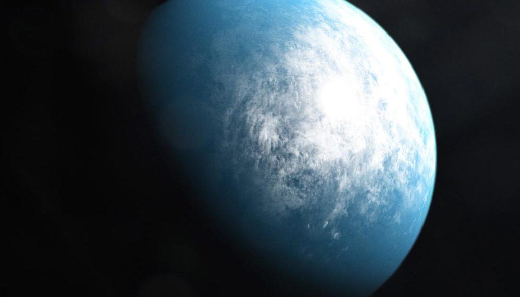 Exoplanet-TOI700d