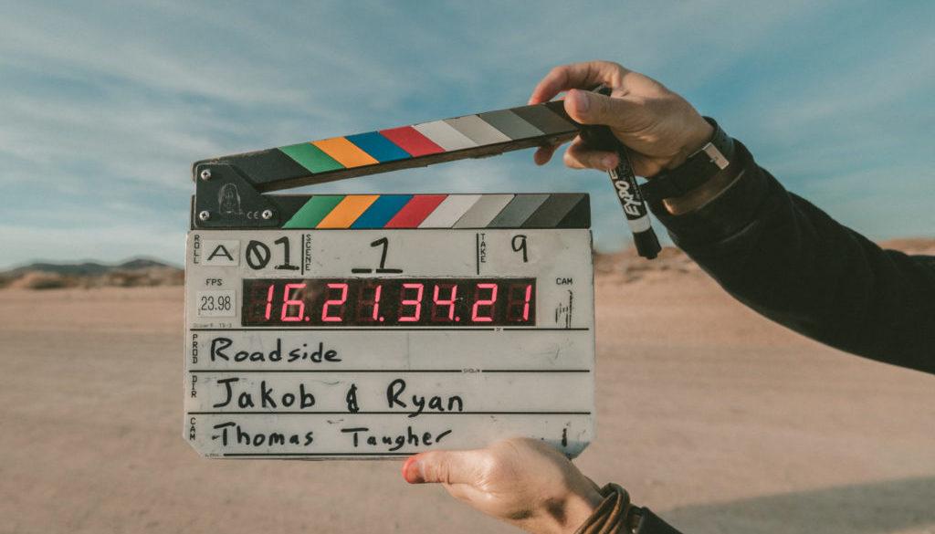 Filmařská klapka