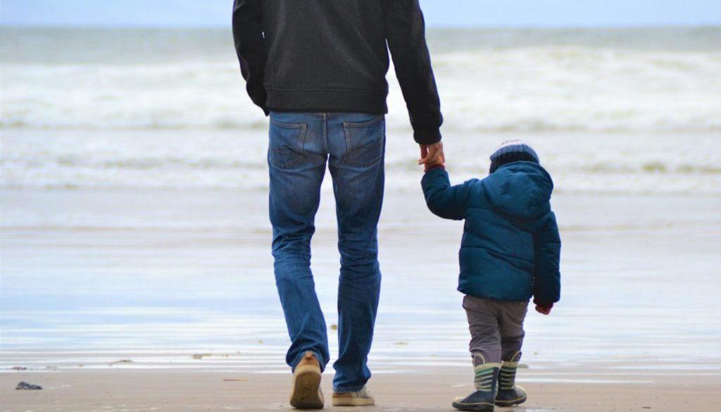 Otec se synem