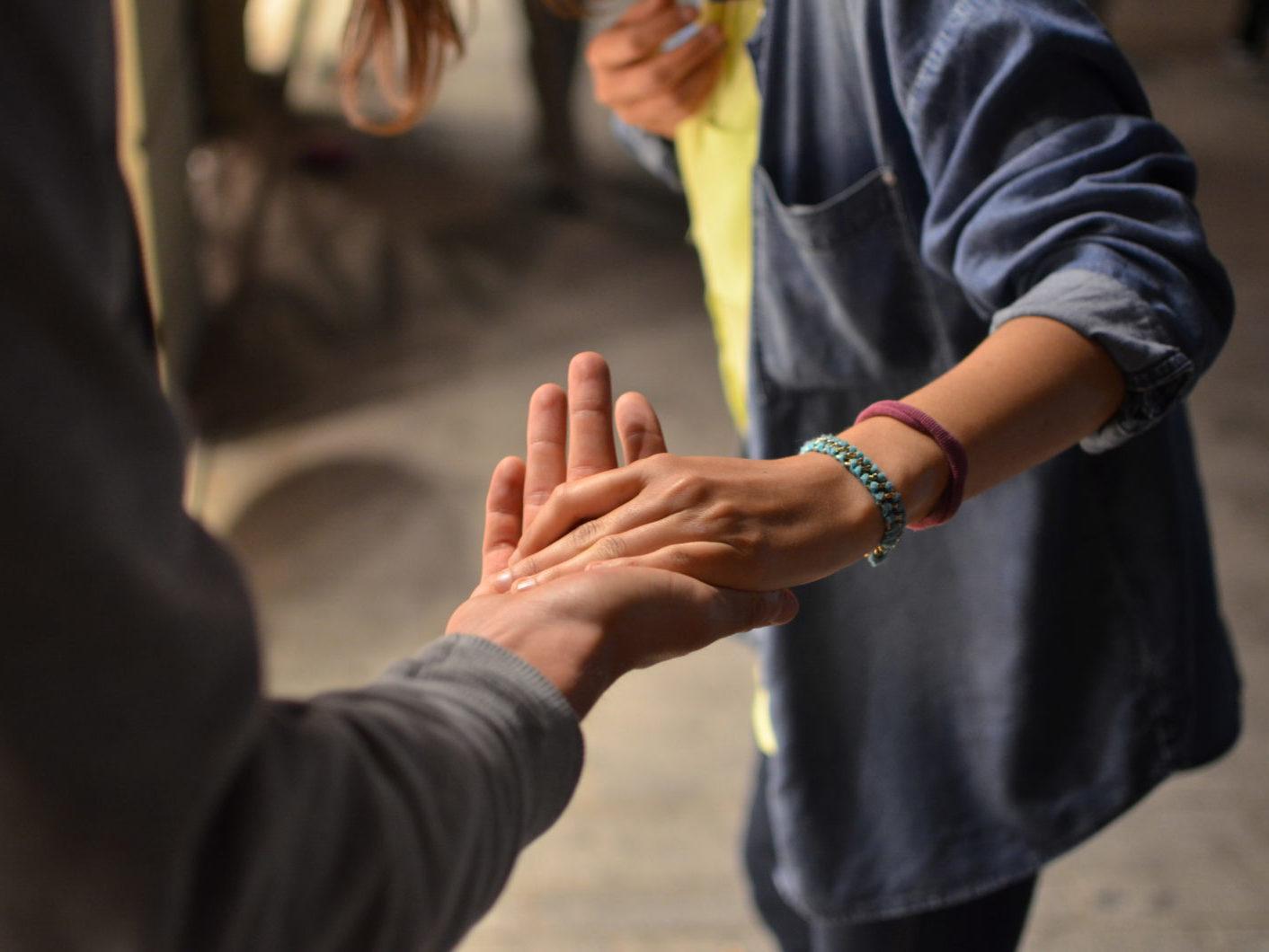 Lidské ruce