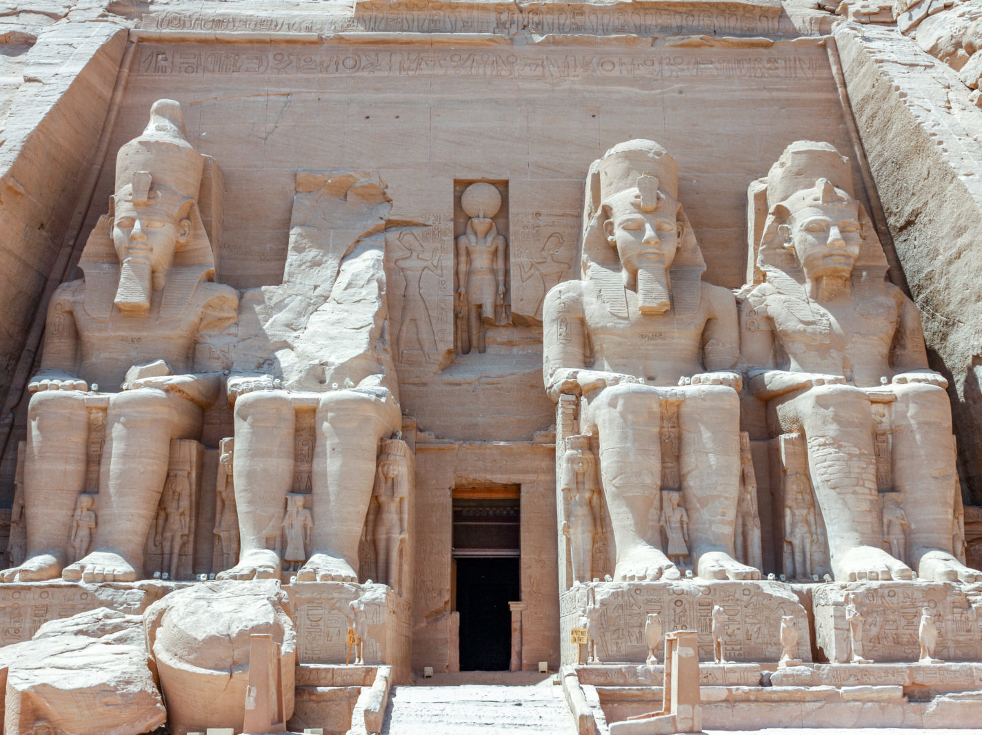 Památky v Egyptu