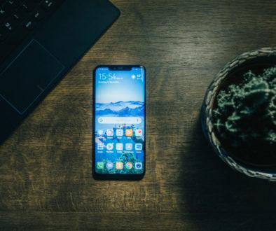 Mobilní telefon Android