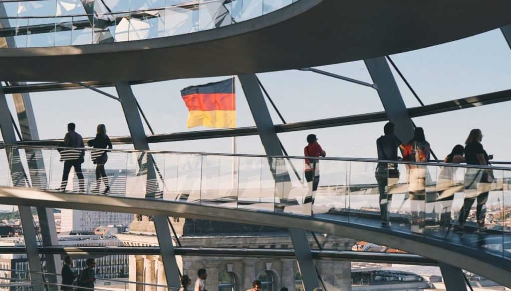 Německý parlament